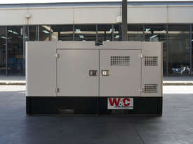24kVA, 3 Phase, Standby Diesel Generator with Kubota Engine in Canopy - picture1' - Click to enlarge