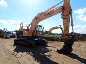 Hyundai R235LCR-9 Excavator - picture3' - Click to enlarge