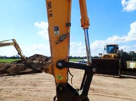 Hyundai R235LCR-9 Excavator - picture4' - Click to enlarge