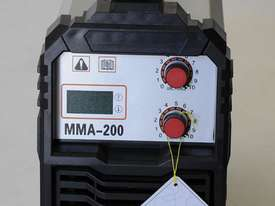 Schmelzer MMA-200 Welding Set-2991-80 - picture3' - Click to enlarge