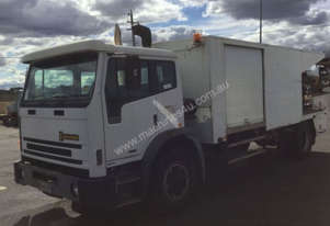 International 2350G Sewer Cleaning Truck