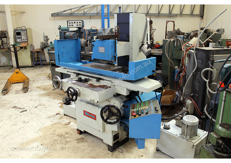Bemato BMT 3060AH Automatic Hydraulic Surface Grinder