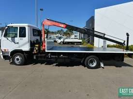 2009 NISSAN UD MK Crane Truck Tray Top  - picture1' - Click to enlarge