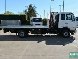 2009 NISSAN UD MK Crane Truck Tray Top  - picture6' - Click to enlarge