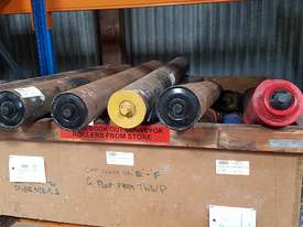Conveyor rollers - picture3' - Click to enlarge