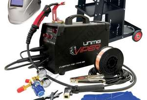 VIPER 182 Multi-Function Inverter Mig Welder Package Deal 30-180 Amps #KUMJRVW182 Includes Auto Helm