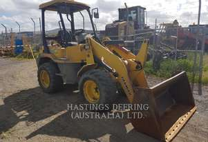 YANMAR V 4 - 6 (CANOPY) Wheel Loaders integrated Toolcarriers