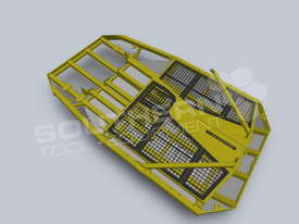 Heavy Duty D6 Turtle Scrub Canopy DOZSWP - picture6' - Click to enlarge