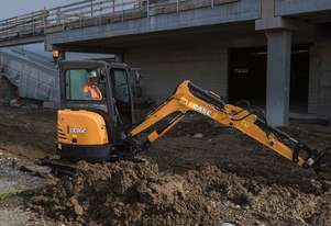 CASE CX26C C-SERIES MINI-EXCAVATORS