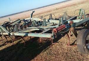 John Shearer 35FT Power Harrows Tillage Equip