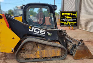 2013 JCB 150T Skid Steer, side door entry. EMUS MS459