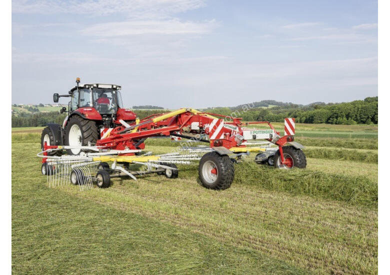 Pottinger TOP 962C Rakes/Tedder Hay/Forage Equip