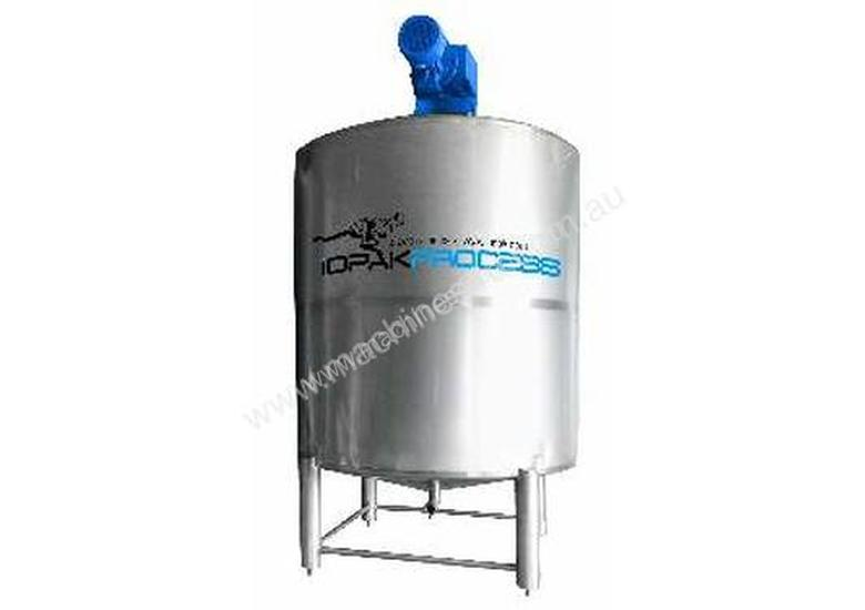 4,000Ltr Jacketed Mixing Tank