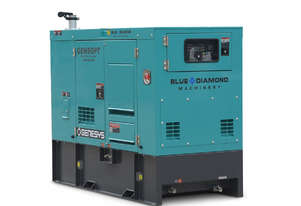 PERKINS Engine - 50KVA Diesel Generator - 415V - 3 Years Warranty