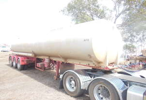 Water Tankers Getting More in
