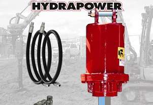 Hydrapower NK3 Auger Drive / Earth Drill suits Excavators to 8 Tonnes