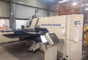 Trumpf Trumatic 2000R Turret Punch