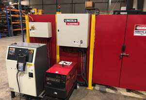 Lincoln Electric ROBOT WELDING SYSTEM