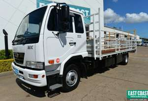 2010 UD UD MK6 Tray Top Service Vehicle