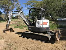 2011 Bobcat E45 Excavator - picture0' - Click to enlarge