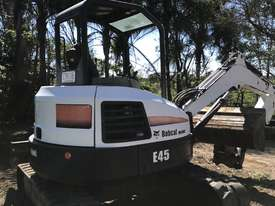 2011 Bobcat E45 Excavator - picture16' - Click to enlarge