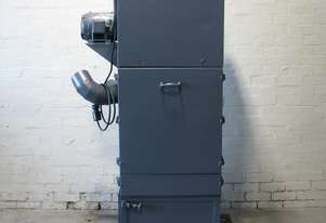 Baghouse Dust Extractor Collector - Malleys Bahco 2HP