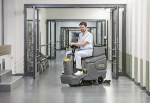 Karcher Brand New Ride On Scrubber