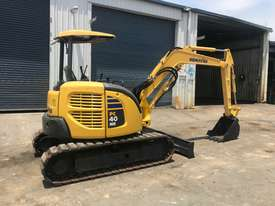 USED 2011 KOMATSU PC40MR MINI EXCAVATOR  - picture2' - Click to enlarge