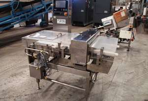 Anritsu Checkweigher & Metal Detector