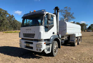 Iveco Stralis Water truck Truck