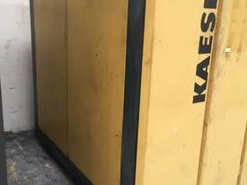 ***SOLD*** Kaeser DSD141 75kW Rotary Screw Compressor - picture0' - Click to enlarge