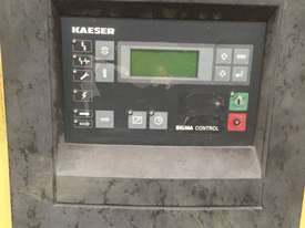 ***SOLD*** Kaeser DSD141 75kW Rotary Screw Compressor - picture1' - Click to enlarge