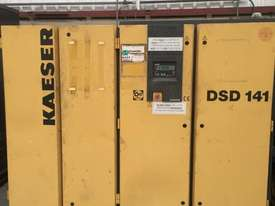 ***SOLD*** Kaeser DSD141 75kW Rotary Screw Compressor - picture2' - Click to enlarge
