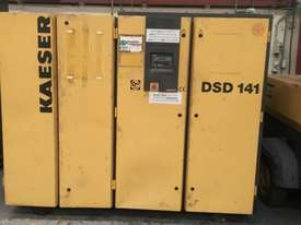 ***SOLD*** Kaeser DSD141 75kW Rotary Screw Compressor - picture3' - Click to enlarge