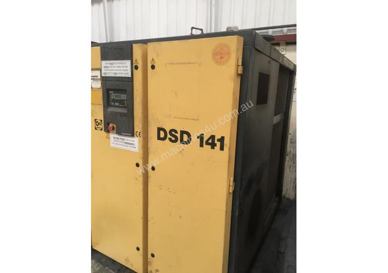 ***SOLD*** Kaeser DSD141 75kW Rotary Screw Compressor