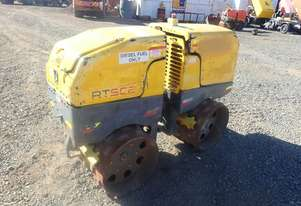 Wacker Nueson RT82 Trench Roller
