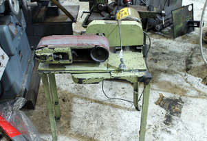 Belt Linisher on Stand (240V)