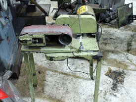 Belt Linisher on Stand (240V) - picture0' - Click to enlarge