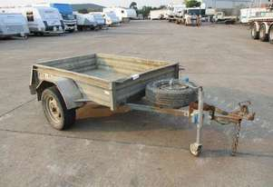 Just Trailers 6 X 4
