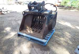 Simex Excavator Crusher Bucket