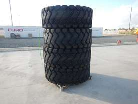 LOT # 0055 -- Unused Tyres 23.5- 25 24PR - picture0' - Click to enlarge