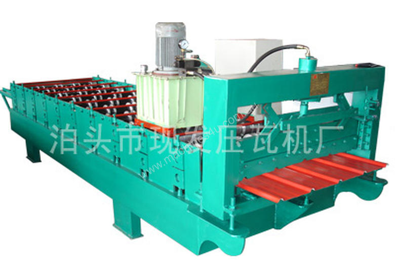 Trimdeck Fully Automatic Machine