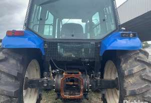 New Holland 2008