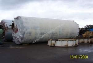 rubber lined tank 55000 litre