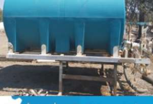 Rapid Spray 10,000 Ltr Tank in Frame - $13,500 neg
