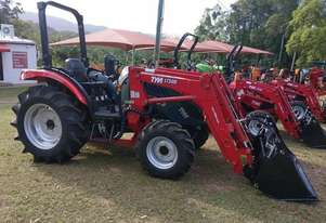 TYM T503 Tractor HST ROPS with FEL and 4in1 Bucket