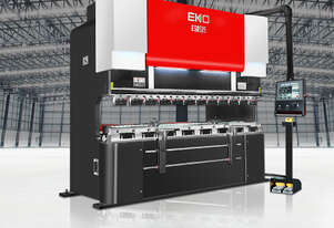 EKO ES8525 85 Ton 2500mm Full Servo Compact Electric Press Brake - Quick Clamping, Laser Guard