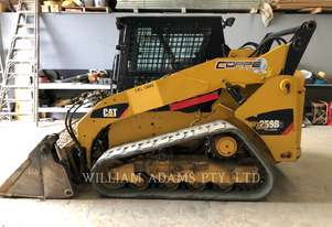 CATERPILLAR 259B3 Skid Steer Loaders