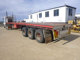 Wese Western  Flat top Trailer - picture0' - Click to enlarge