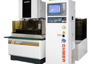 CHMER CNC Wire EDM G32 Flushing type